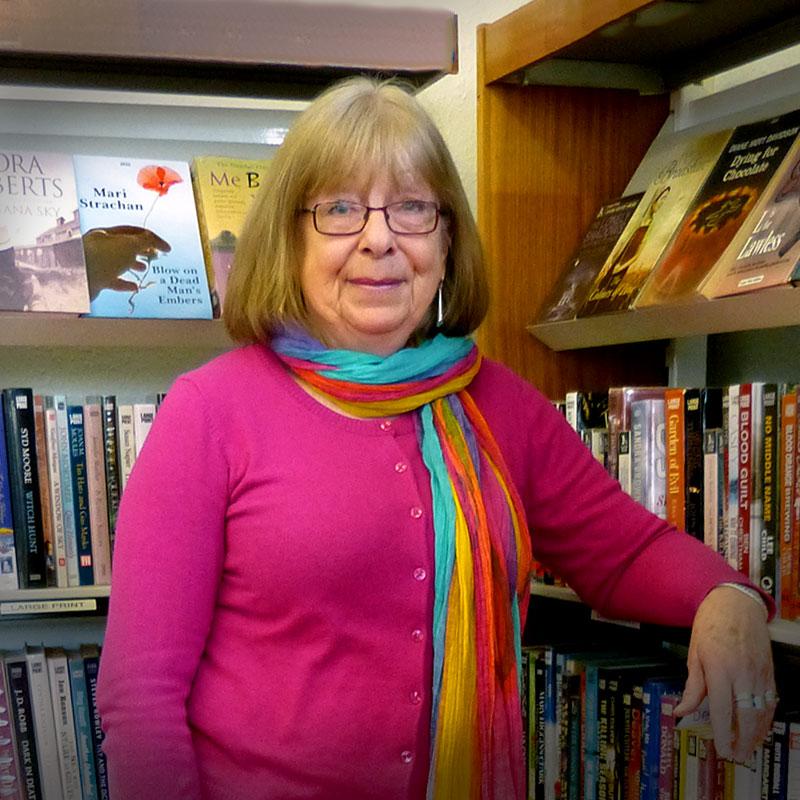Eliza Sackett - Trustee - Thomas Poole Library