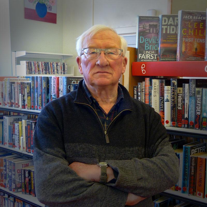 Eric Coates - Trustee - Thomas Poole Library