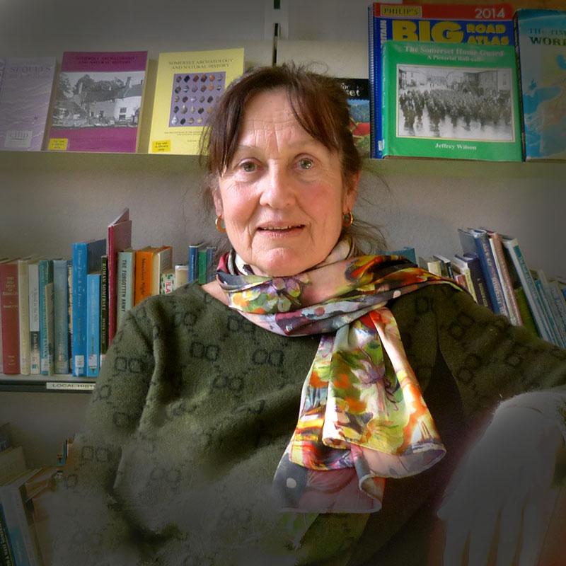 Mary Reece - Trustee - Thomas Poole Library