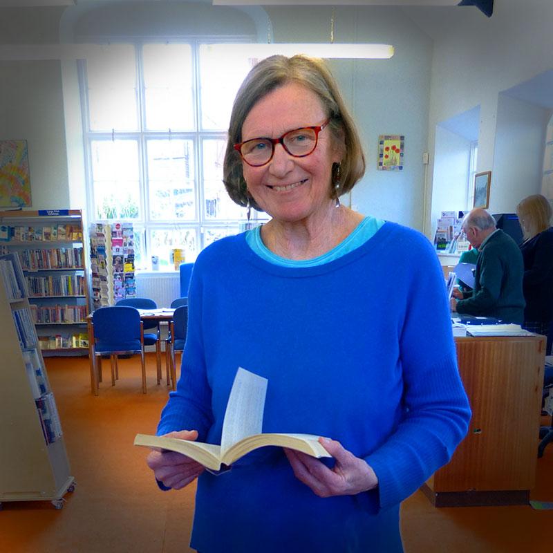 Sue Aubrey - Trustee - Thomas Poole Library